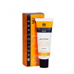 HELIOCARE 360 GEL FREE SPF 50 50 ML W