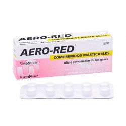 G.URIACH Aero Red 40mg 30 Comprimidos Masticables