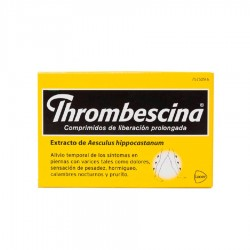 LACER Thrombescina 263,2mg 30 Comprimidos Liberación Prolongada