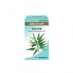 SALVIA 50 CAPS ARKOCAPSULAS