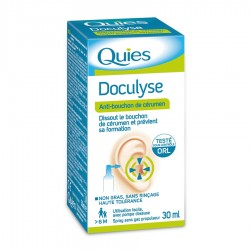 DOCULYSE HIGIENE DEL CONDUCTO AUDITIVO 30 ML