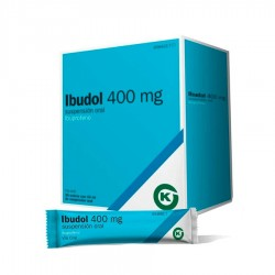 KERN PHARMA Ibudol 400mg Suspensión Oral 20 Sobres10ml