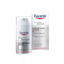 EUCERIN Men Silver Shave Bálsamo After Shave 75 ml