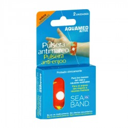 DIAFARM Aquamed Active Pulsera Antimareo Adultos