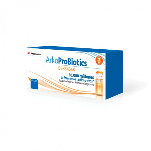 ARKOPHARMA Arkoprobiotics Defensa Adultos 7 dosis
