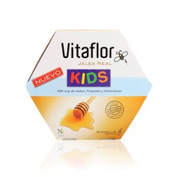 VITAFLOR JALEA REAL KIDS 10 ML 20 AMP W