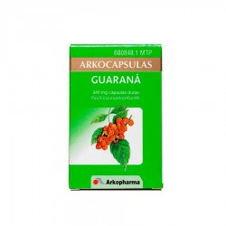 ARKOCAPSULAS Guaraná 340 mg 100 Cápsulas