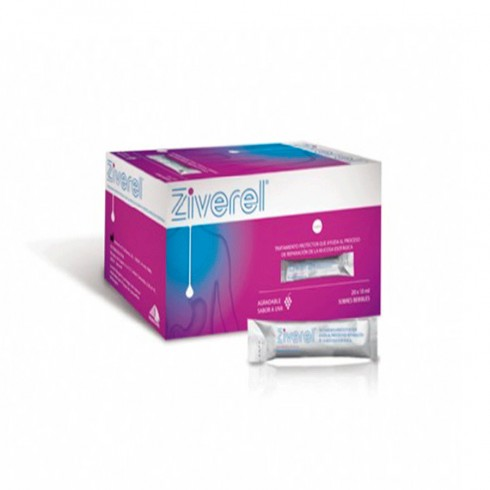 ZIVEREL 20 Sobres 10 ml