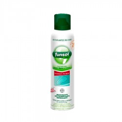BAYER Funsol Desodorante Pies en Spray 150 ml