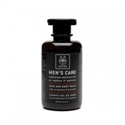 APIVITA MEN´S CARE CHAMPU GEL DE BAÑO H186FR W