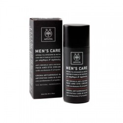 APIVITA MEN´S CARE CREMA ANTIARRUGAS CARA & OJOS