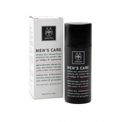 APIVITA MEN´S CARE CREMA/GEL HIDRATANTE H296G W