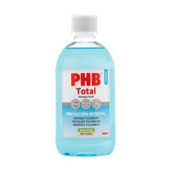 PHB TOTAL ENJUAGUE BUCAL 300 + 200 ML