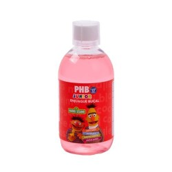 PHB JUNIOR ENJUAGUE BUCAL 1 ENVASE 500 ml