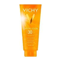 VICHY CAPITAL SOLEIL LAIT FAM 300ML IP30 R11 W