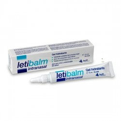 LETIBALM INTRANASAL PROTECT GEL INTRANASAL 15 ML W