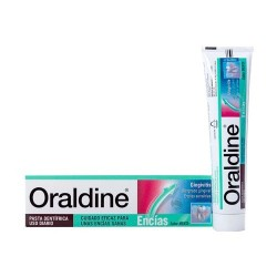 ORALDINE ENCIAS PASTA DENTAL 125 ML MENTA W