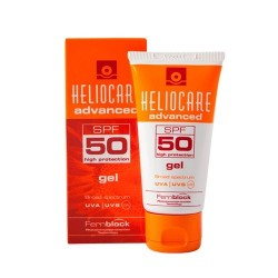 HELIOCARE ADVANCED GEL SPF 50 PROTECTOR SOLAR 1 ENVASE 200 ML