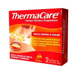 THERMACARE CUELLO HOMBROS Y MUÑECAS PARCHES TERM W