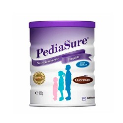 PEDIASURE POLVO 850 G CHOCOLATE W
