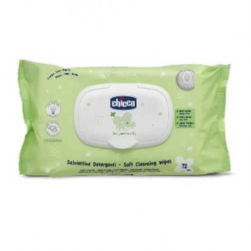 CHICCO Toallitas Baby Moments 72 uds.