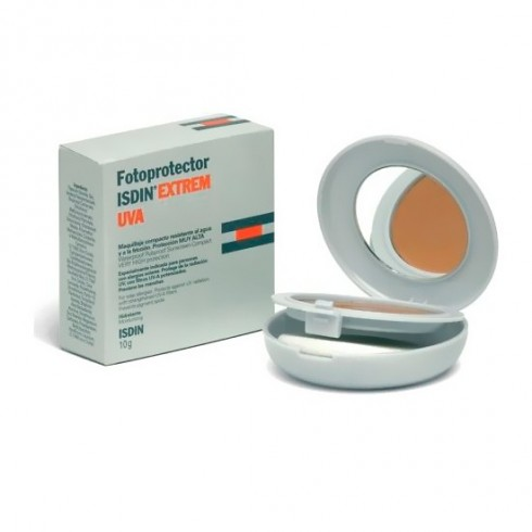 FOTOPROTECTOR ISDIN COMPACT SPF-50+ MAQUILLAJE C BRONCE 10 G