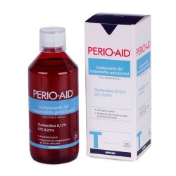 PERIO AID TRATAMIENTO SIN ALCOHOL COLUTORIO 500 ML.DENTAID W