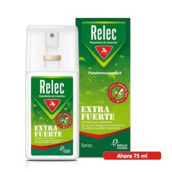 RELEC EXTRA FUERTE 50% SPRAY REPELENTE 75 ML W