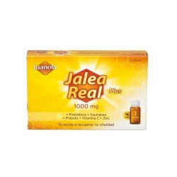 JUANOLA JALEA REAL PLUS 1000 MG 14 VIALES W