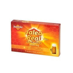 JUANOLA JALEA REAL ENERGY PLUS 14 VIALES W
