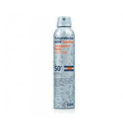 FOTOPROTECTOR ISDIN SPF-50+ PEDIATRIC TRANSPAR 200 ML W