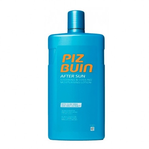 PIZ BUIN AFTER SUN LOCION HIDRATANTE CALMANTE Y 400 ML W