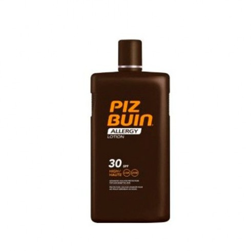 PIZ BUIN Allergy Loción Piel Sensible al Sol SPF 30 + 400 ml