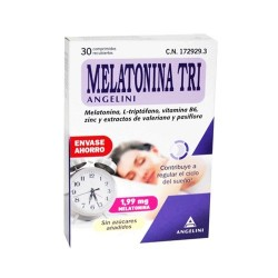 MELATONINA TRI 1.99 MG 30 COMP W