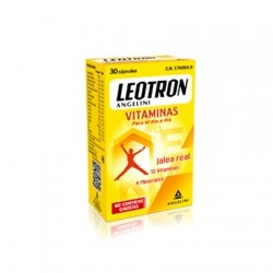 LEOTRON VITAMINAS ANGELINI 30 CAPS W