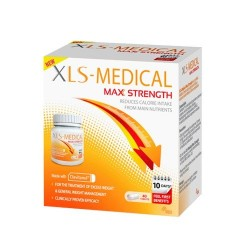 XLS MEDICAL MAX STRENGTH 120 COMPRIMIDOS W