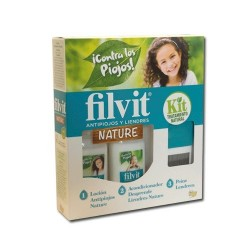FILVIT KIT NATURE LOCION 125 ML + ACONDICIONADOR W