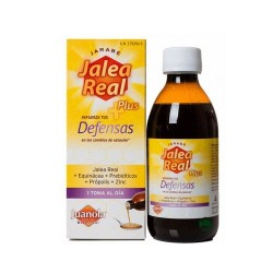 JUANOLA JALEA REAL PLUS ADULTOS DEFENSAS JBE 250ML W