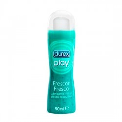 DUREX PLAY FRESCOR PLEASURE GEL LUBRICANTE HIDROSOLUBLE INTIMO 50 ML