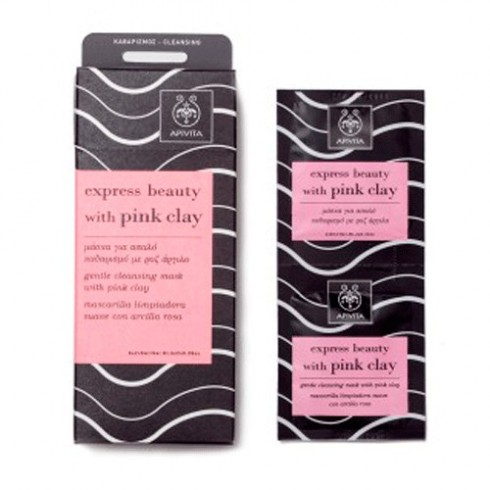 APIVITA EXPRESS BEAUTY WITH PINK CLAY W