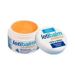 LETIBALM PEDIATRICO 10 ML TARRO W