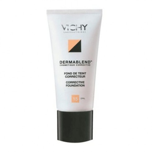 VICHY Dermablend Maquillaje Corrector Fluido Nº45 Gold