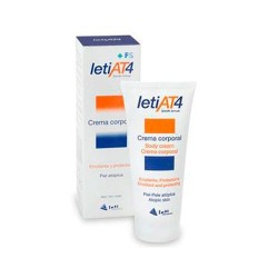LETI AT-4 CREMA CORPORAL 1 TUBO 200 ML