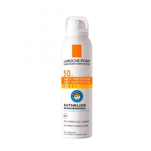 LA ROCHE ANTHELIOS DERMOPEDIATRICS 50 + SPRAY W