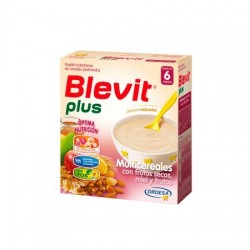 BLEVIT PLUS FRUTOS SECOS MIEL FRUTAS 700 W