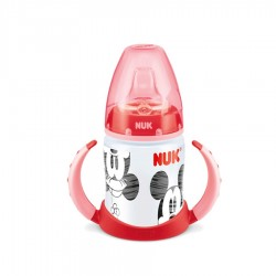 NUK Biberón First Choice Entrena 150 ml +6 m