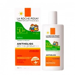 LA ROCHE POSAY Anthelios PF50+ Dermopediatrics leche 40 ml