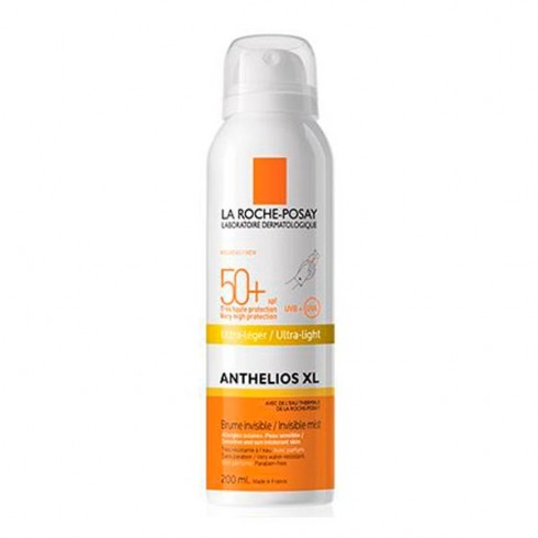LA ROCHE POSAY Anthelios XL Bruma Invisible Ultra Ligera 200 ml