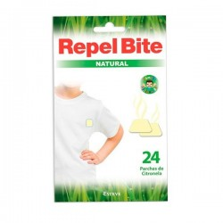 ESTEVE Repel Bite Parches Citronela 24 uds