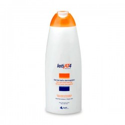 LETI AT 4 Gel de Baño Dermograso 750 ml